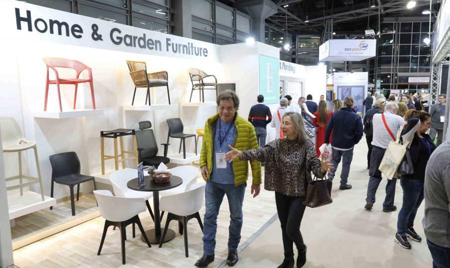 exhibition for interior designers
